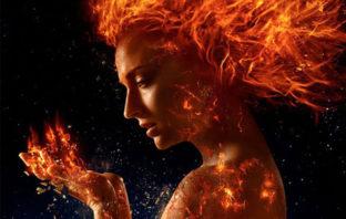 Primera imagen de Sophie Turner como Fénix en 'X-Men: Dark Phoenix'