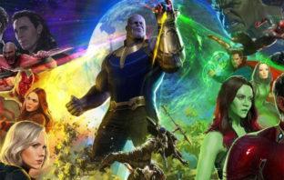 El tráiler de 'Avengers: Infinity War' ya es el más visto de la historia