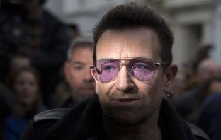 """Bono aseguró que la música actual es """"muy femenina"""""""