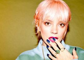 Escucha 'Trigger Bang', la primera canción de Lily Allen en 3 años