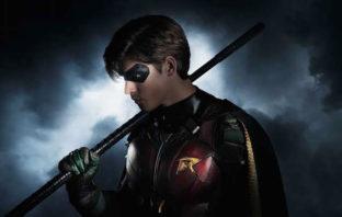 Primer vistazo oficial a Robin de la serie live-action 'Titans'