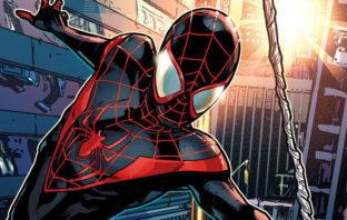 Primer tráiler de 'Into the Spider-Verse', nueva cinta animada de Spider-Man