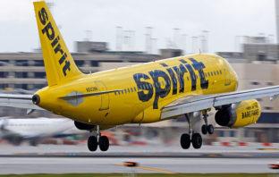 Llega la primera aerolínea 'low cost' a Guayaquil: Spirit Airlines
