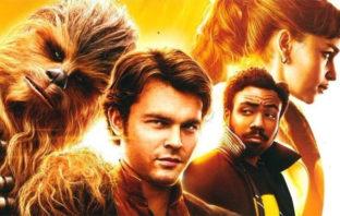 Se filtra el primer póster de 'Solo: A Star Wars Story'