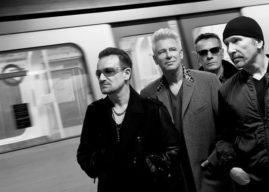 U2 vuelve al puesto no. 1 de Billboard por su álbum Songs of Experience
