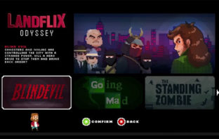 'Landflix Odyssey', el videojuego de Nintendo Switch que parodia a Netflix
