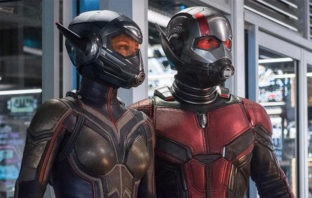 Marvel reveló el primer adelanto de 'Ant-Man and The Wasp'
