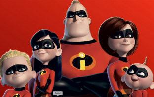 Disney promociona la secuela de 'The Incredibles' junto al nuevo año