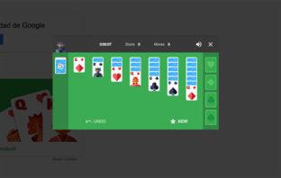 7 mini-juegos ocultos para jugar desde el buscador de Google