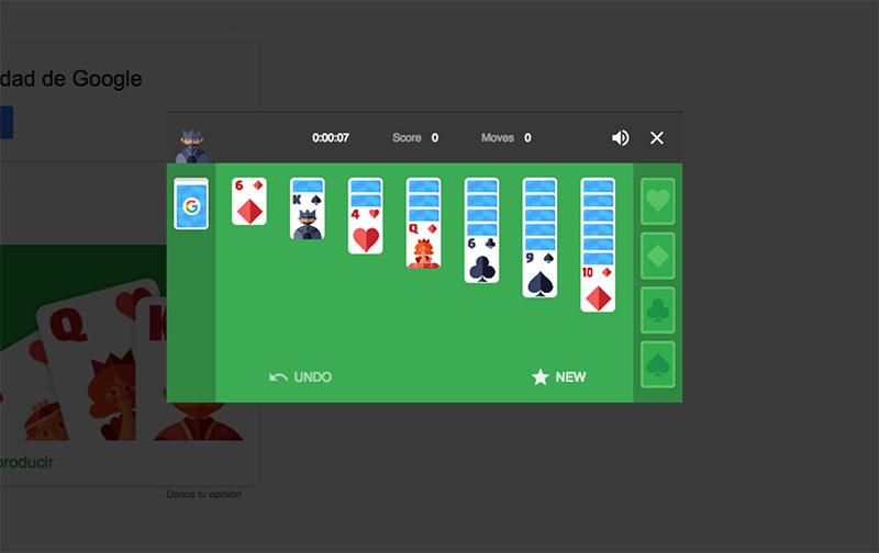 7 Mini Juegos Ocultos Para Jugar Desde El Buscador De Google
