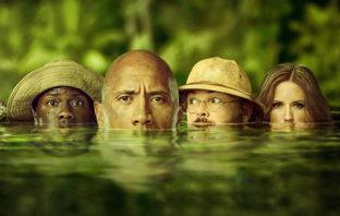 'Jumanji: Welcome to the Jungle' supera los $700 millones en taquilla
