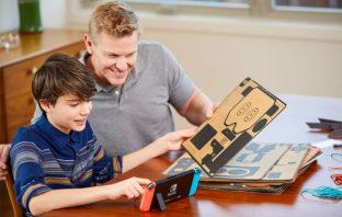 ¿Qué es Nintendo Labo, el nuevo accesorio para Switch?