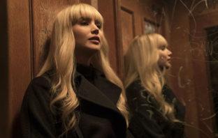 El nuevo tráiler de 'Red Sparrow' muestra a una implacable Jennifer Lawrence