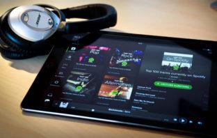 Spotify recibió millonaria demanda por derechos de autor
