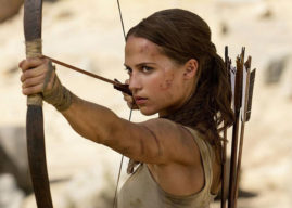 'Tomb Raider': Alicia Vikander se enfrenta al peligro como Lara Croft en un nuevo tráiler
