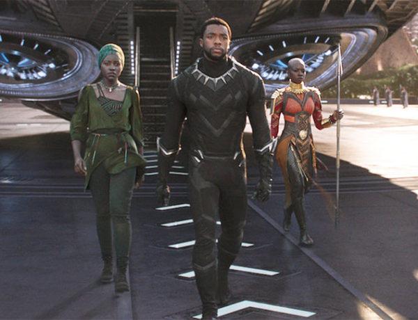 'Black Panther': un gran paso para el cine superheroico