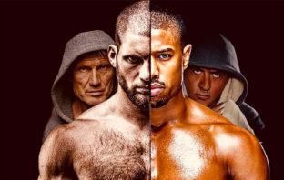 Sylvester Stallone comparte un póster de 'Creed II' con el gran duelo del filme