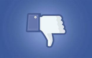 Facebook estaría probando el botón 'No Me Gusta'