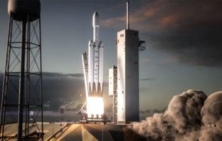 Mira el emocionante lanzamiento del Falcon Heavy de SpaceX