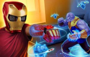 VÍDEO: Conviértete en Iron Man con este juguete de realidad aumentada