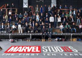 Marvel Studios empieza a celebrar los primeros 10 años del MCU