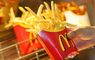 Las papas fritas de McDonald's podrían ser la solución a la calvicie