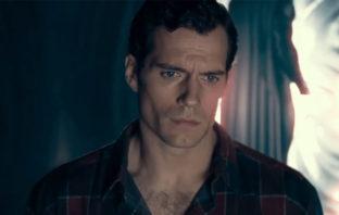 Escena eliminada de 'Justice League' muestra el traje negro de Superman