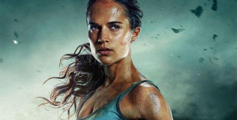 El nuevo avance de la película de 'Tomb Raider' luce como un videojuego