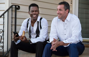 Adam Sandler y Chris Rock se enfrentan en el tráiler de 'The Week Of'