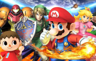 'Super Smash Bros.' llegará a Nintendo Switch este 2018