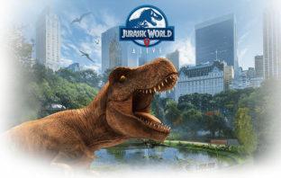 'Jurassic World Alive', caza dinosaurios al estilo 'Pokémon GO'