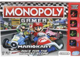 Monopoly se inspira en Mario Kart para su más reciente versión