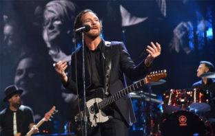 Pearl Jam comparte nueva canción contra Donald Trump