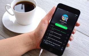 Las cifras de Spotify dejan en ridículo a las de Apple Music