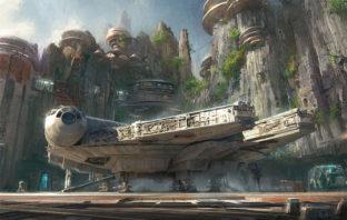 Así de alucinante es el parque temático de Star Wars que construye Disney