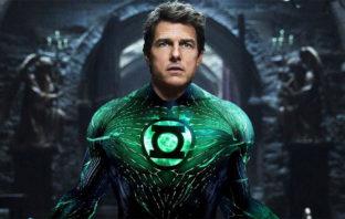 Tom Cruise podría ser el próximo Green Lantern