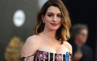 VÍDEO: Anne Hathaway responde a las críticas contra su peso