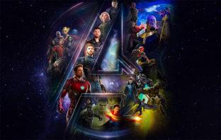 'Avengers: Infinity War' supera a 'Black Panther' y bate records en preventa de entradas