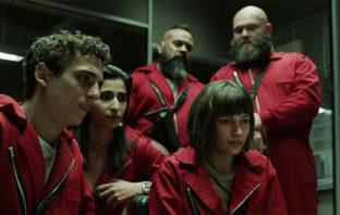'La Casa de Papel', la serie de habla no inglesa más vista en la historia de Netflix