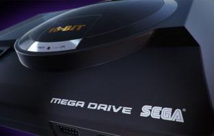 VÍDEO: Sega lanzará versión mini del Sega Genesis (Mega Drive)