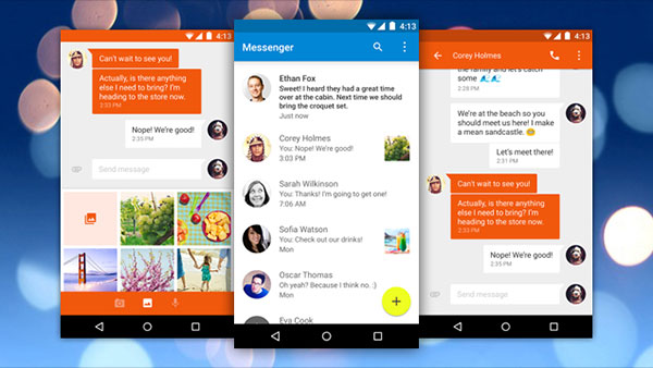 messenger-apps-gogole