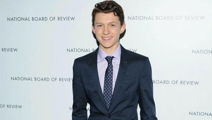 Tom Holland, el 'Spider-Man' más joven del cine