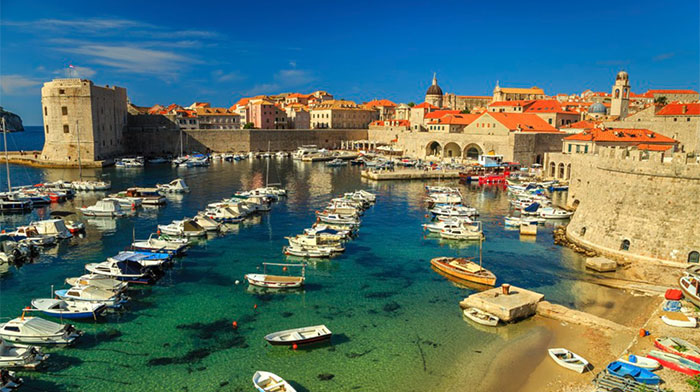 'Games of Thrones' en Croacia - Casco antiguo de Dubrovnik – iStock
