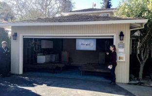 Fotos del garaje donde se creó Google