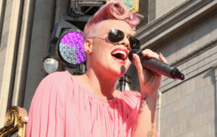 P!nk estrena nuevo sencillo, 'Whatever You Want'