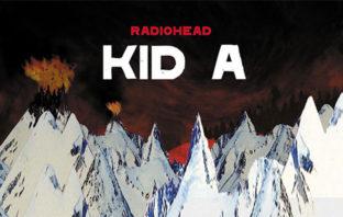 Kid A de Radiohead cumple 18 años