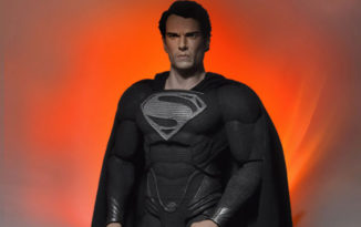 ¿Superman vestirá de negro en 'Justice League'?