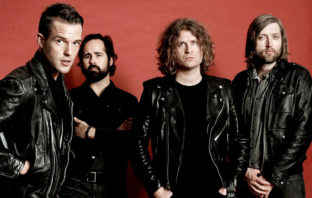 The Killers obtiene su primer número uno en Billboard por Wonderful Wonderful