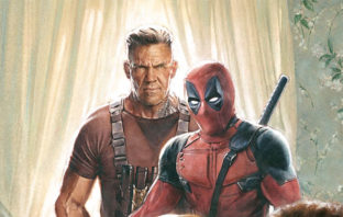'Deadpool 2': Elenco celebra 'Thanksgiving' con nuevo póster