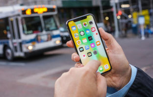 Roban 300 iPhone X en San Francisco
